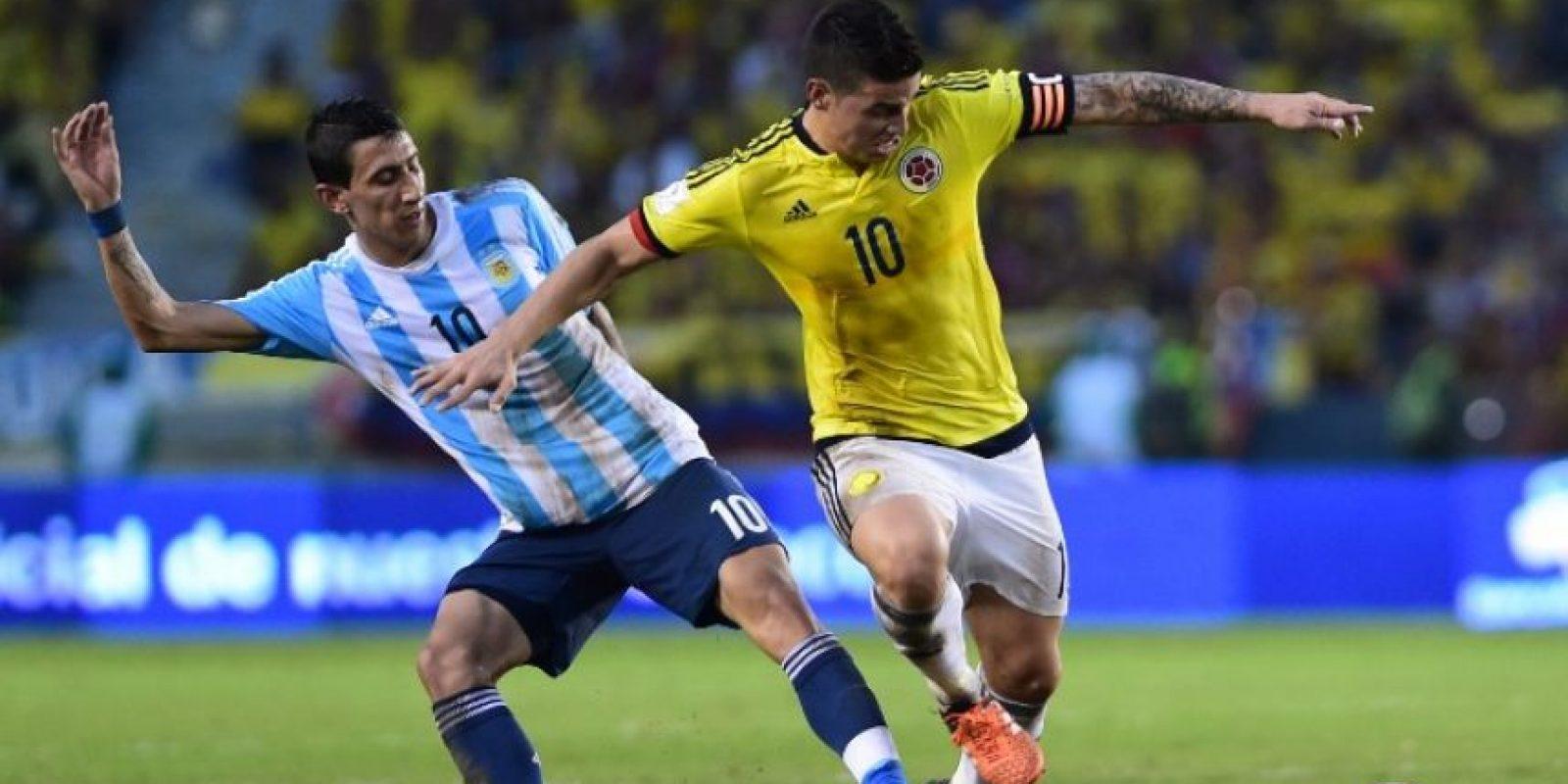 Ecuador le pasó encima a Venezuela y la albiceleste sorprendió a Colombia. Foto:AFP