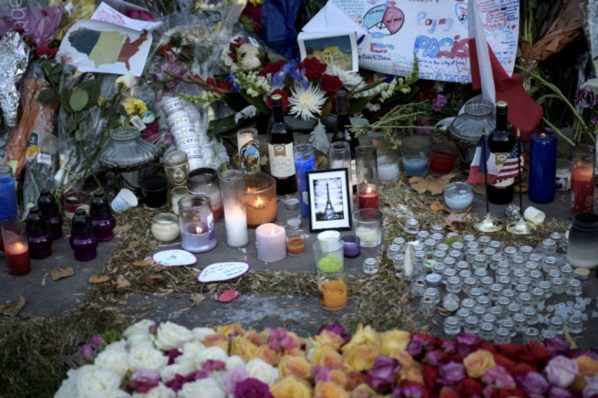 Los ataques se cobraron la vida de 129 personas. Foto:AFP