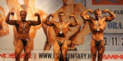 Koleman Toth es una una celebridad en Eslovaquia que sigue con sus éxitos deportivos. Foto:Publinews