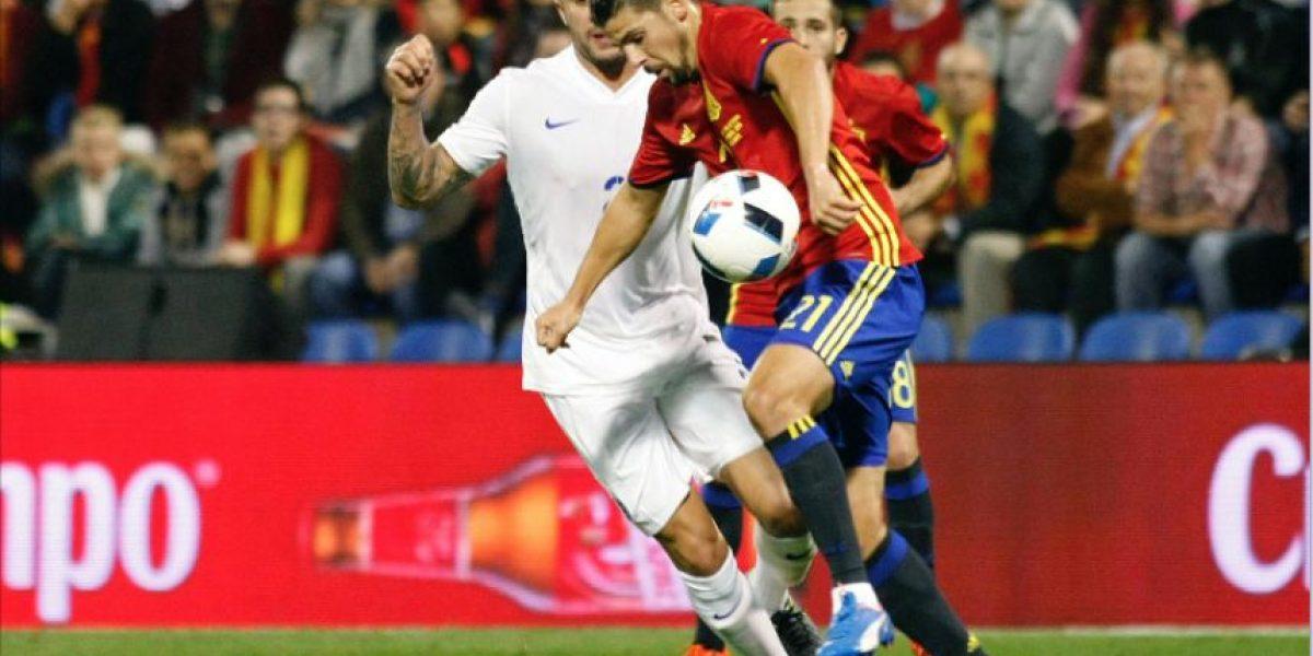 Cancelan amistoso España-Bélgica por motivos de seguridad