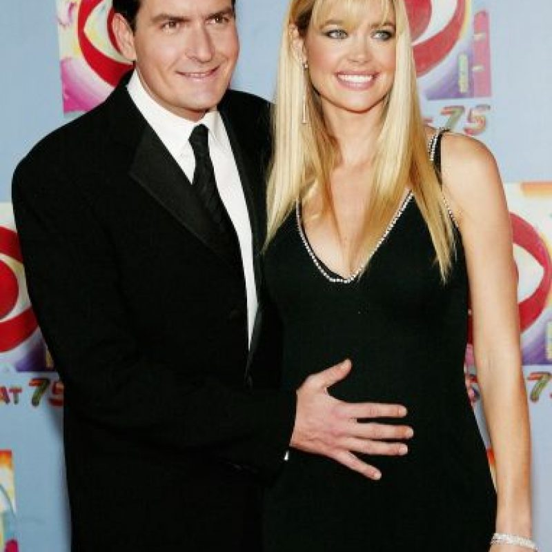 En 2006, Richards lo denunció por haber abusado física y verbalmente de ella. Posteriormente tramitaron su divorcio. Foto:Getty Images