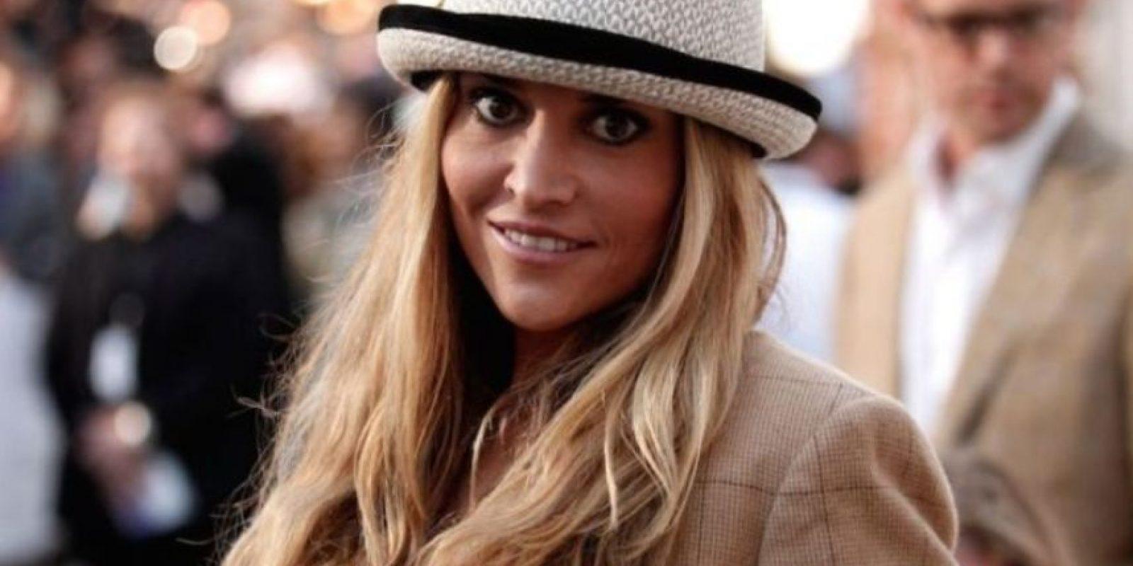 El portal E! News confirmó que Brooke y sus hijos están libres de VIH. Foto:Getty Images