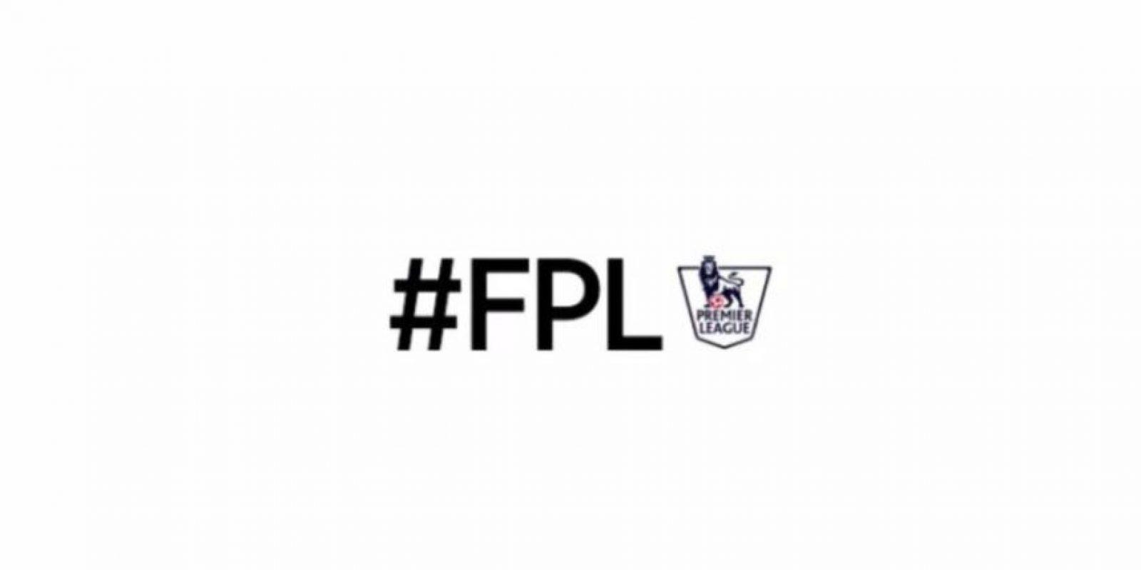 Hubo emojis del trofeo, la Federación Inglesa de Fútbol y los clubes que participan. Foto:vía Twitter.com