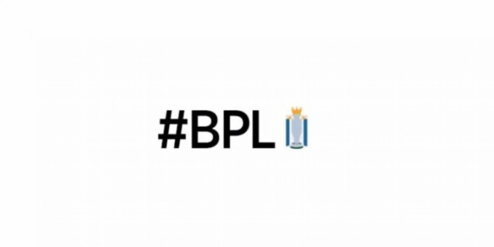 1- Inicio de la temporada de la Premier League Inglesa. Foto:vía Twitter.com