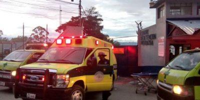 Dos reos heridos tras enfrentamiento en la cárcel del Preventivo