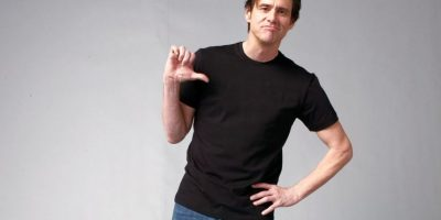 Jim Carrey Foto: Agencias