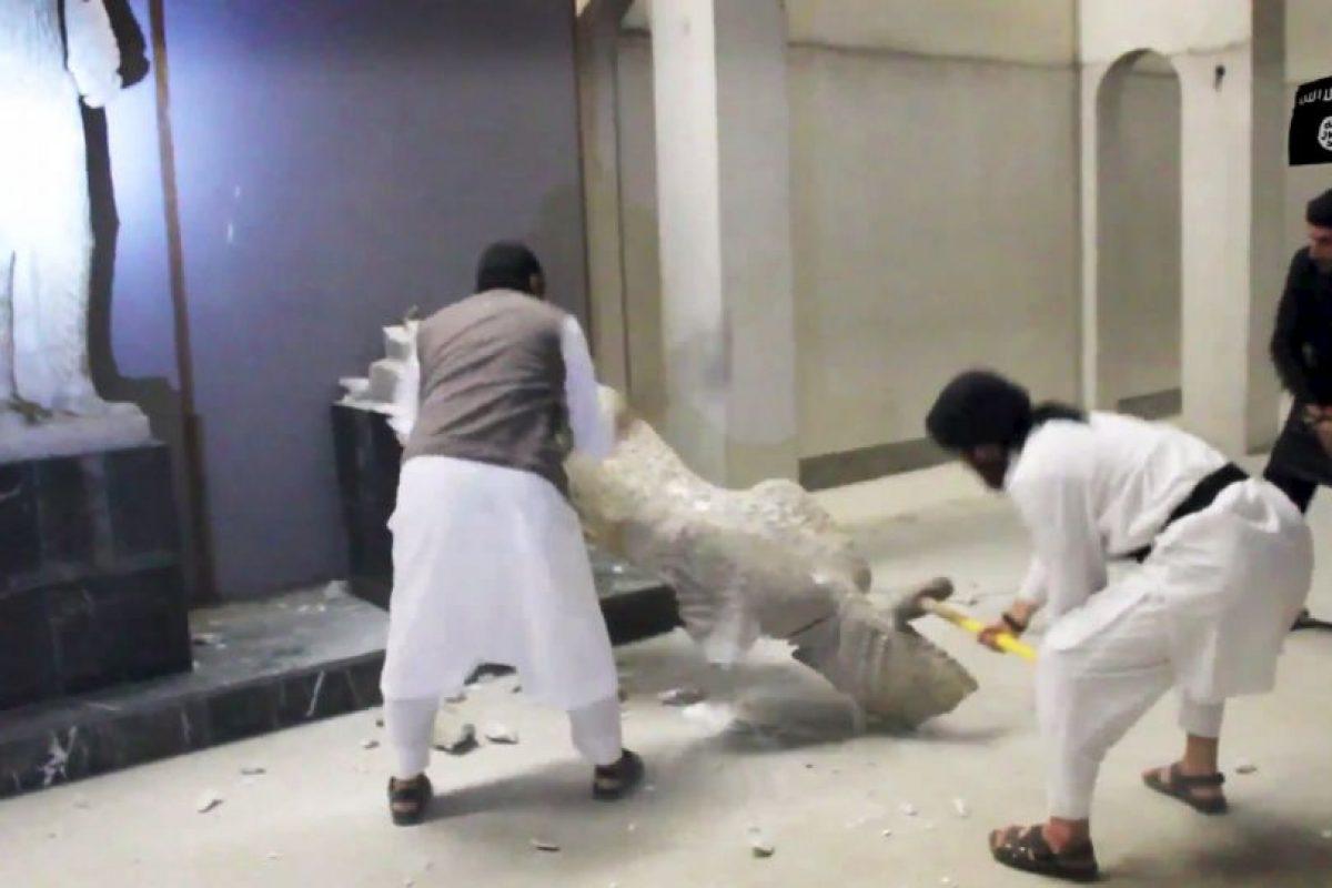 ¿Estado Islámico, ISIS, ISIL o DAESH? ¿Cuál es la diferencia? Foto:AP
