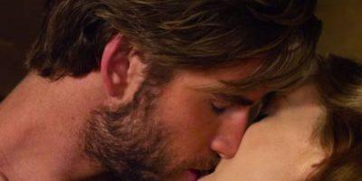 VIDEO. Las escenas candentes de Kate Winslet con ex de Miley Cyrus y los
