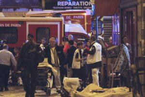 Y dejaron más de 300 heridos. Foto:AP