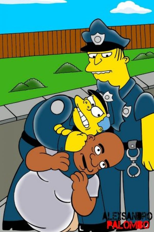 También como víctimas de abuso policial Foto:aleXsandro Palombo