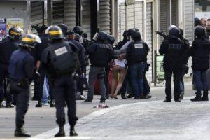 Fueron detenidas siete personas Foto:AFP