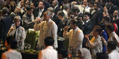 1. Es un foro en el que participan diversos países del Pacífico y tratan temas relacionados con el intercambio comercial, entre otros Foto:AFP