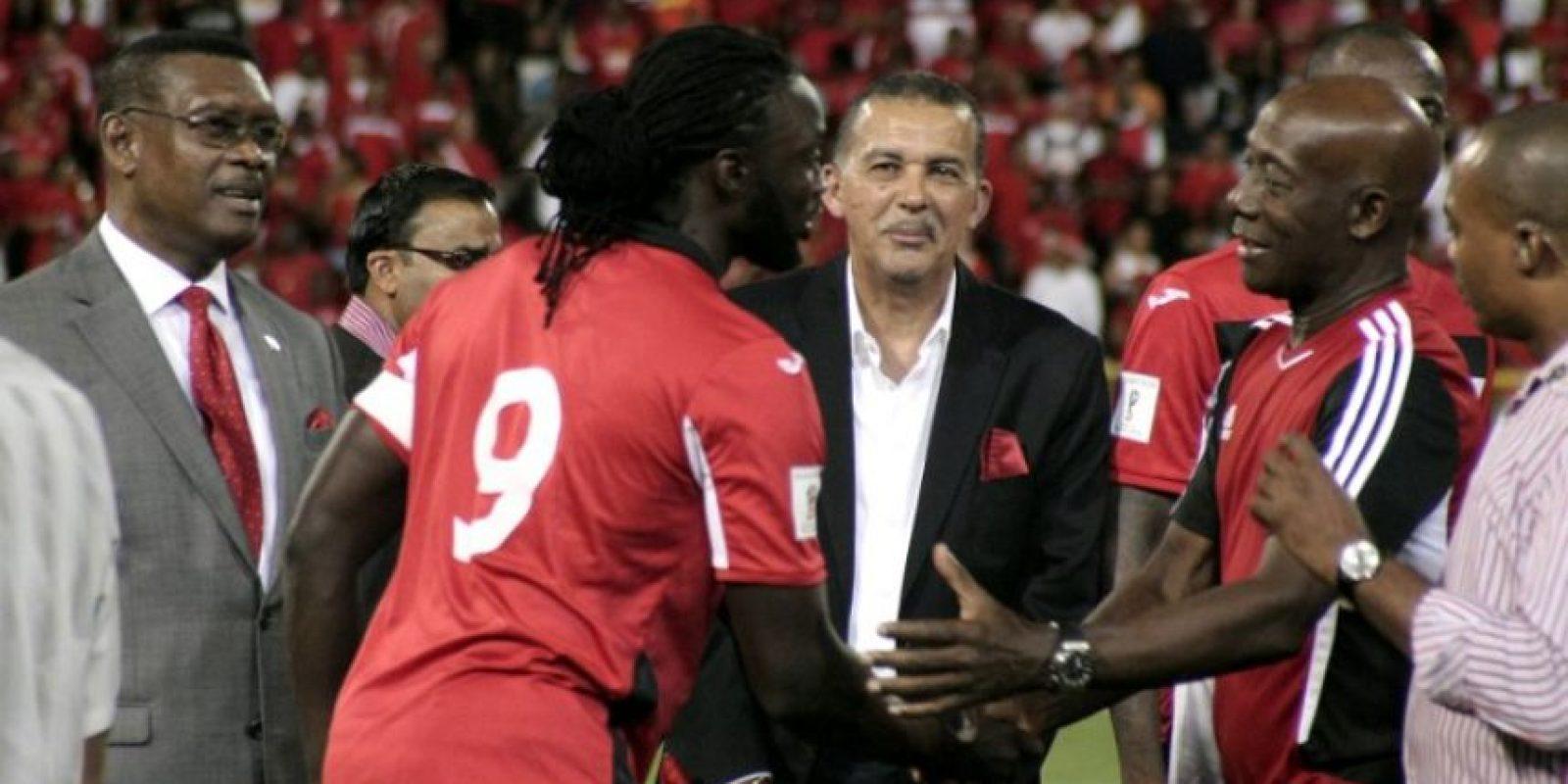 El partido completó la segunda jornada en el grupo C. Foto:AFP