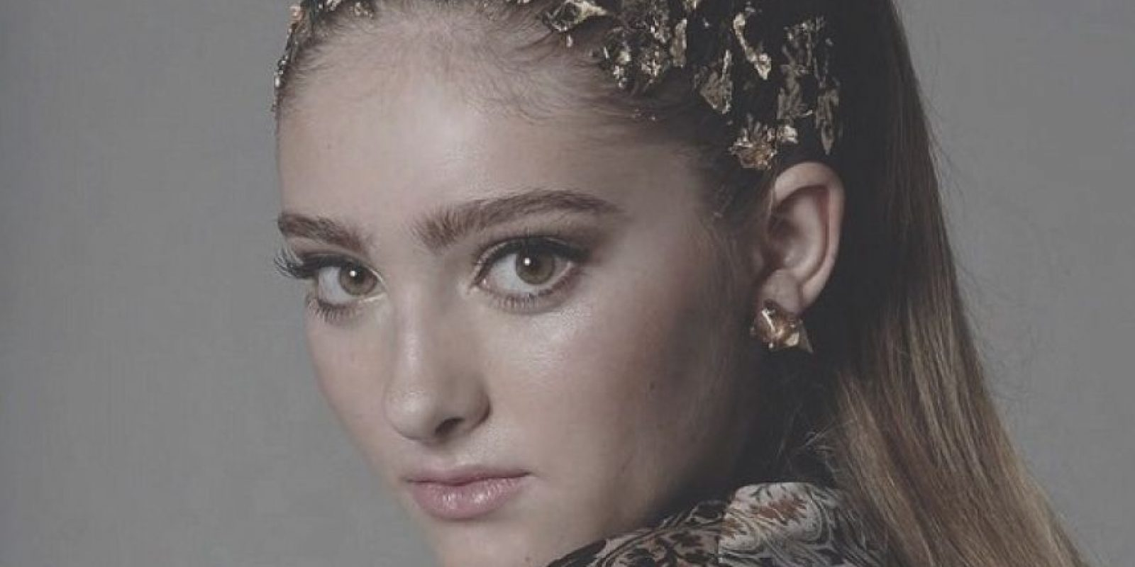 Foto: Vía nstagram.com/willowshields