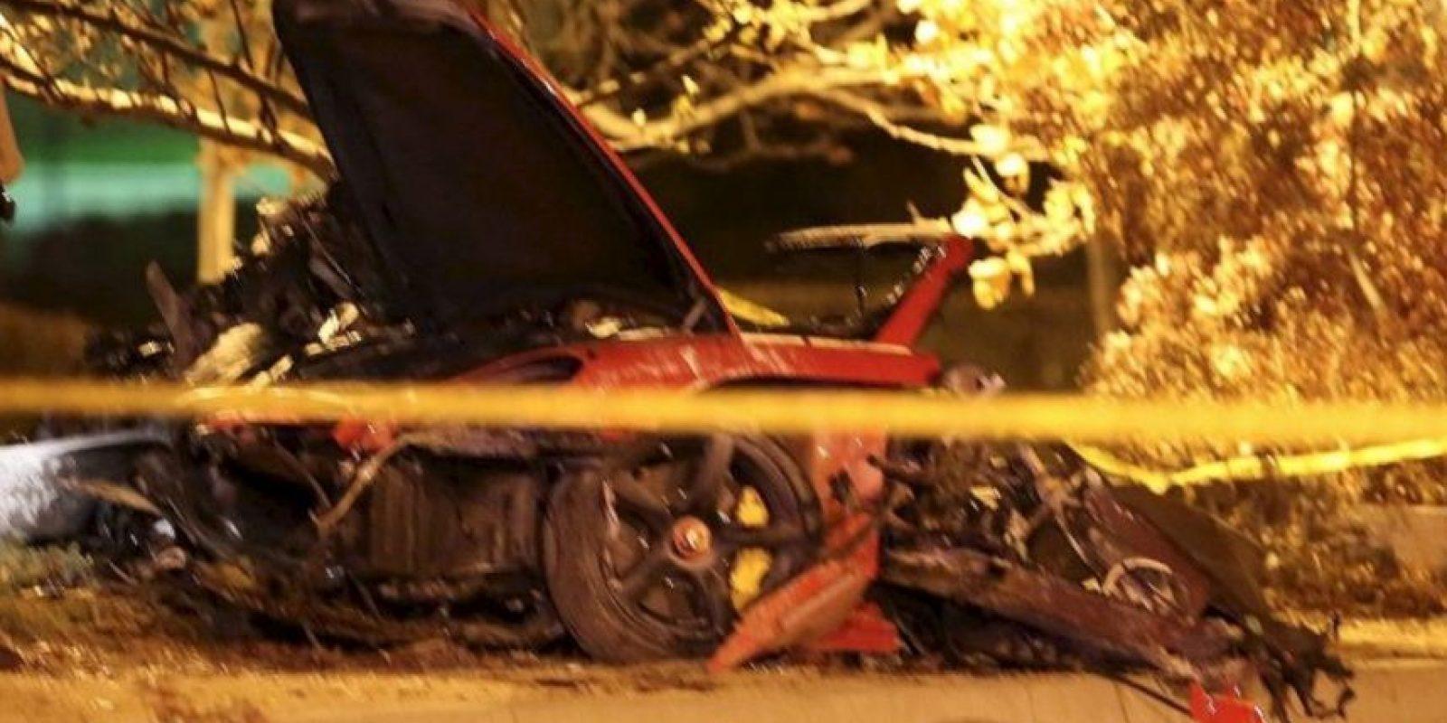 """""""Si los cinturones de seguridad no eran defectuosos, Walker habría sido capaz de salir del coche antes de que se incendiara"""", expresó en su demanda. Foto:The Grosby Group"""