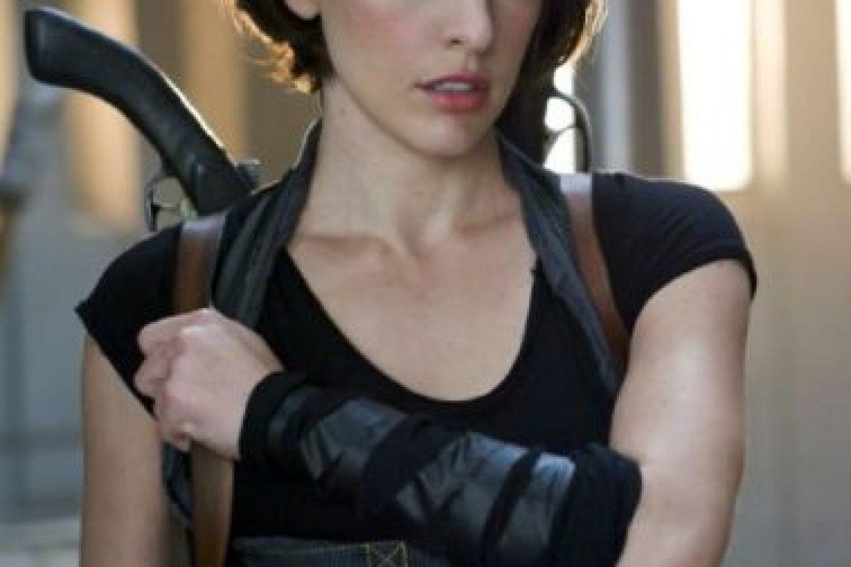 """En 2010, """"Resident Evil"""" regresó a la pantalla grande con la entrega """"Afterlife"""" Foto:IMDB"""