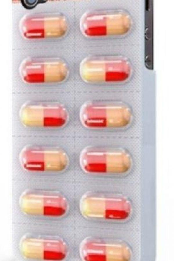 Tabletas o píldoras. Foto:vía Pinterest.com