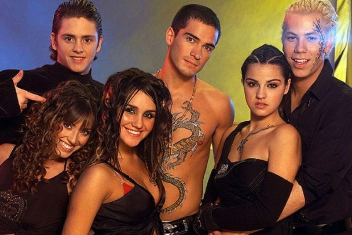 Hace algún tiempo, el cantante intentó suicidarse. Foto:Televisa
