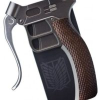Parte de una pistola. Foto:vía Pinterest.com