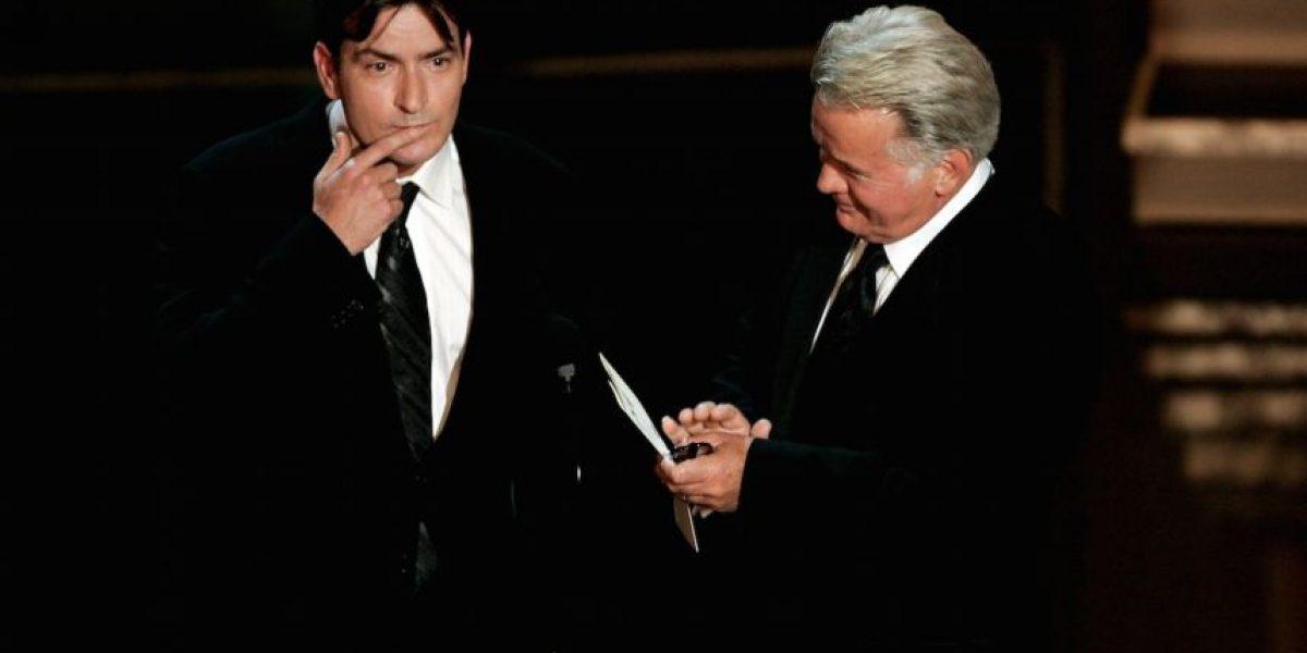El padre de Charlie Sheen celebró la valentía del actor tras revelar su enfermedad