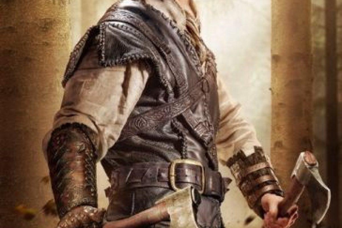 """Chris Hemsworth es """"El Cazador"""" Foto:Universal Pictures"""
