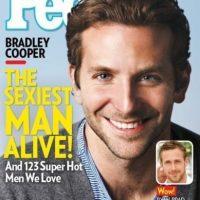 "Bradley Cooper en 2011 Foto:Revista ""People"""