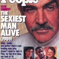 """Sean Connery en 1989 Foto:Revista """"People"""""""
