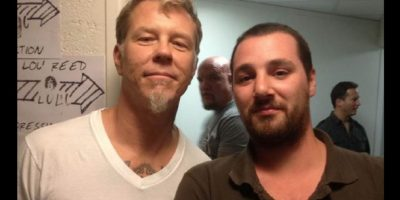 Metallica y Justin Bieber se despiden de un amigo mutuo que murió en los ataques a París