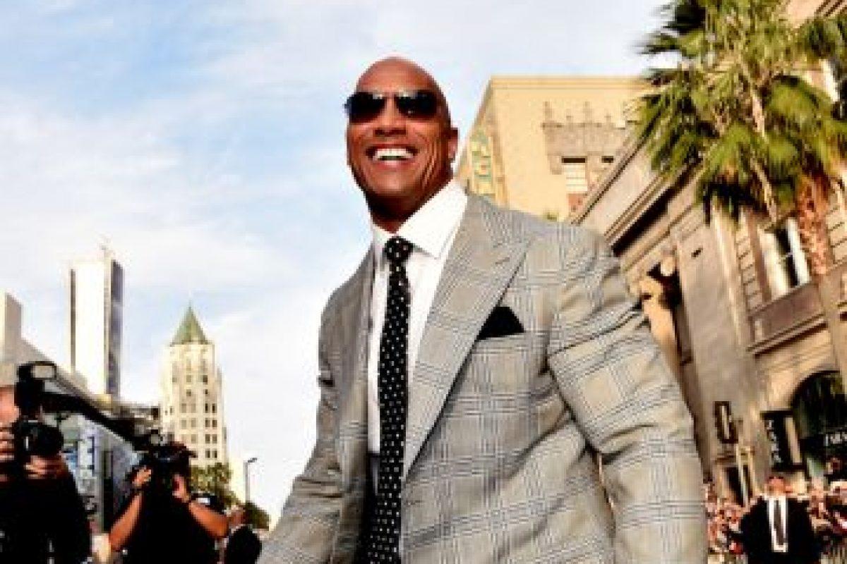 Nació el 2 de mayo de 1972 en California, Estados Unidos. Tiene 43 años. Foto:Getty Images