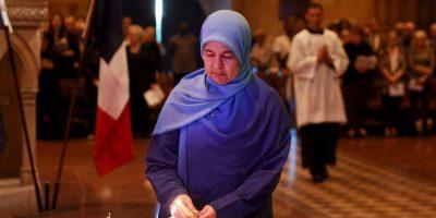 6. ¿Islam es igual a terrorismo? Foto:Getty Images