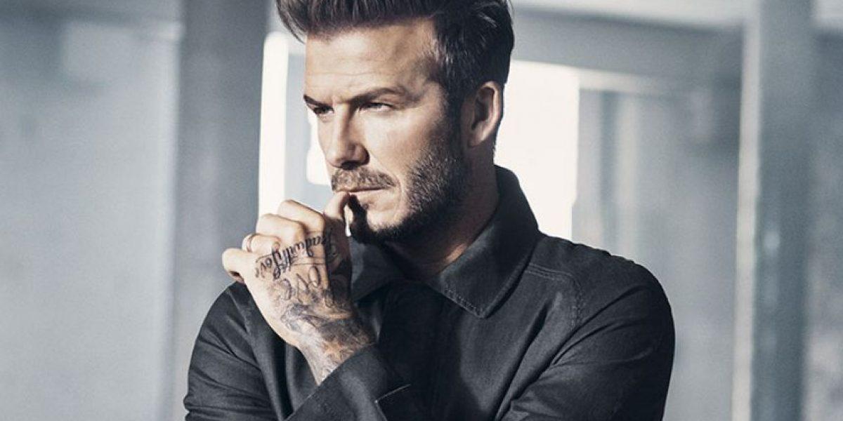 FOTOS. 5 razones por las que nombraron a David Beckham el