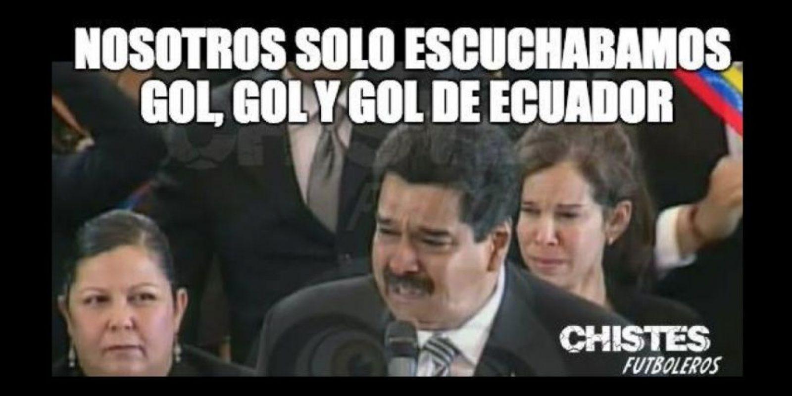 Memes: Las mejores burlas de la fecha 4 de la Eliminatoria de Conmebol Foto:Facebook
