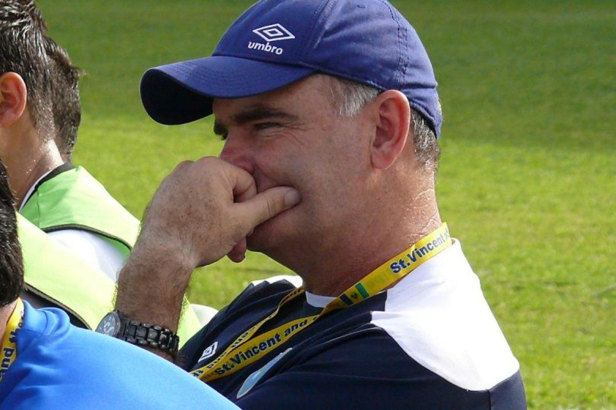El seleccionador Sopegmo se mostró satisfecho con el resultado en Kinsgtown. Foto:CDG