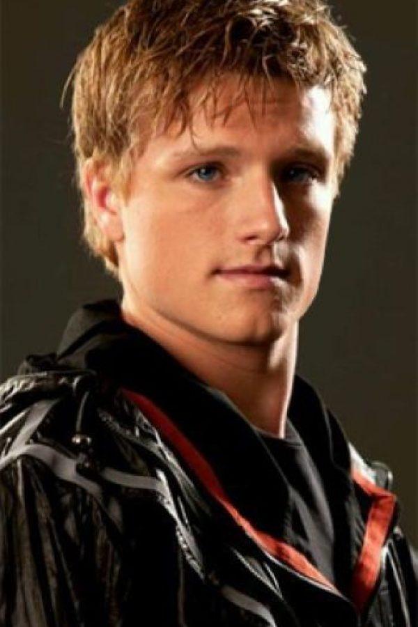 """Josh Hutcherson interpretó a """"Peeta"""", un hijo de panaderos que logra sobrevivir a la matanza de """"Los Juegos del Hambre"""" gracias a su talento para el camuflaje y su falso romance con """"Katniss"""". Foto:Lionsgate"""