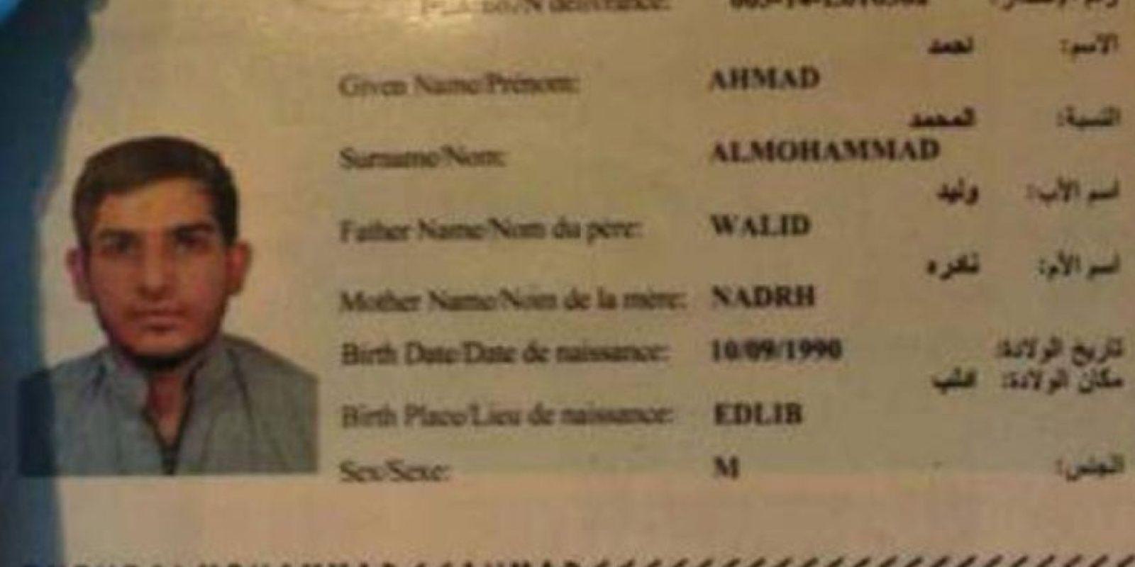 Las autoridades serbias ya detuvieron al presunto dueño del otro pasaporte. Foto:Vía Twitter @EdThomas76