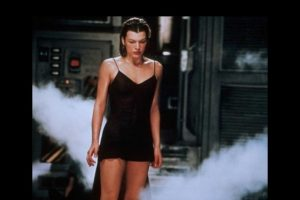 En 2002 se convirtió en la protagonista de esta historia de zombis. Foto:IMDB