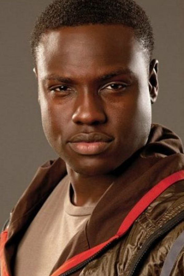 """Dayo Okeniyi fue el actor detrás de """"Tresh"""", el compañero de distrito de """"Rue"""", que casi gana """"Los Juegos del Hambre"""". Foto:Lionsgate"""