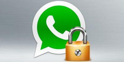 WhatsApp no quiere que intrusos roben sus conversaciones. Foto:vía Pinterest.com