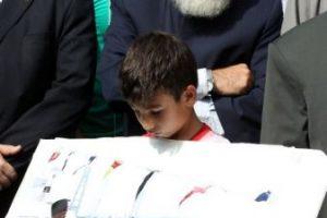 Y ahora, estas son las escenas que vemos diario en Siria Foto:AFP