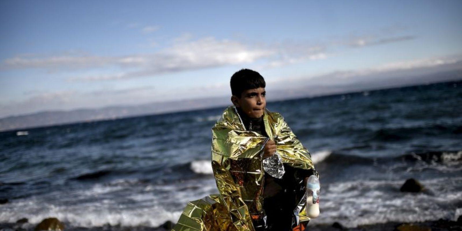 2. A nivel mundial las muertes de migrantes y refugiados se estiman en cuatro mil 892 personas. Foto:AFP