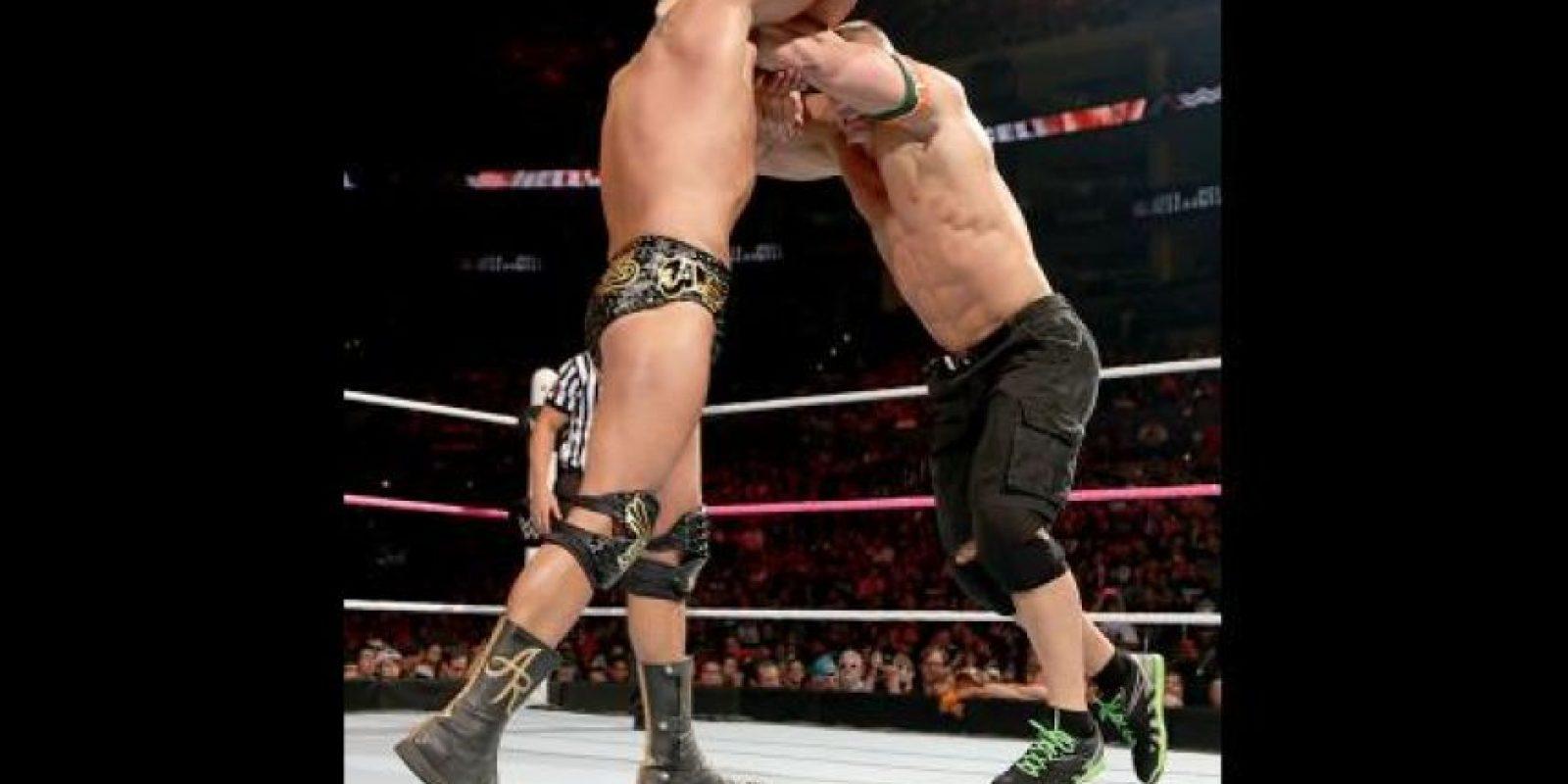7. Es fan del anime japonés Foto:WWE