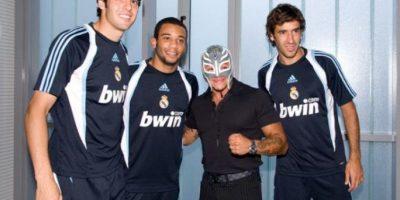 Luchador de la WWE Foto:WWE