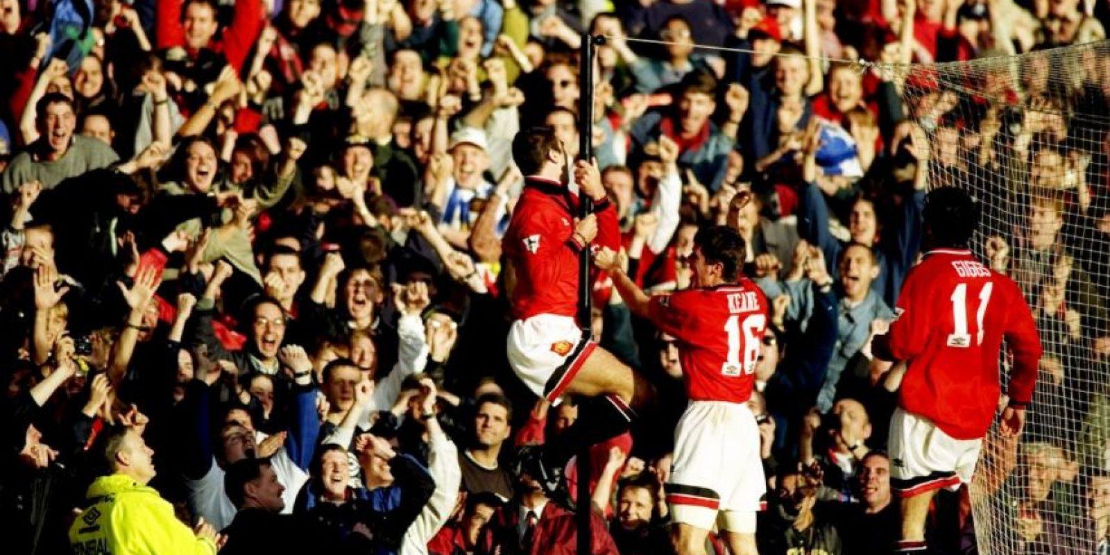 La agresión de Cantona se dió en 1995 Foto:Getty
