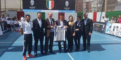 La Juventus se acerca a Guatemala con una nueva academia