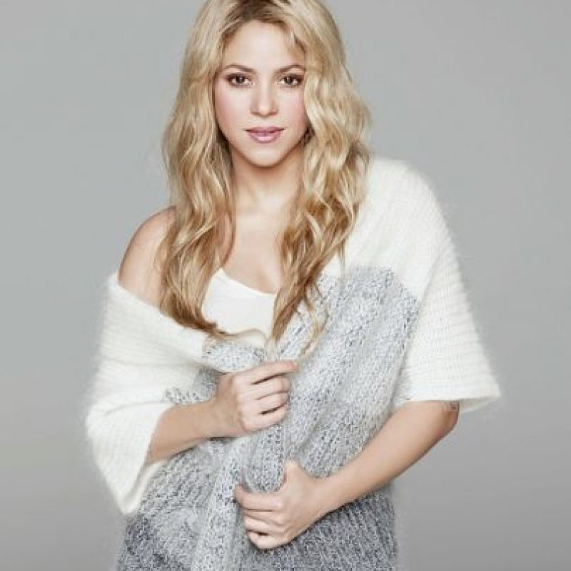 14. Shakira Foto: Getty Images
