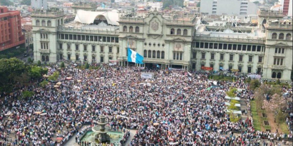 Por estas razones, los guatemaltecos dicen #RegresemosALaPlazaYA