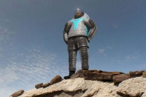 5. El traje espacial que se usará en Marte Foto:NASA