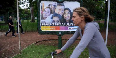 La segunda vuelta electoral se llevará a cabo este domingo Foto: AFP