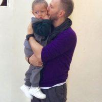 Ahora tiene una hija de la panameña Gwendolyn Stevenson, su nombre es Emma. Foto:vía instagram.com/noelschajris