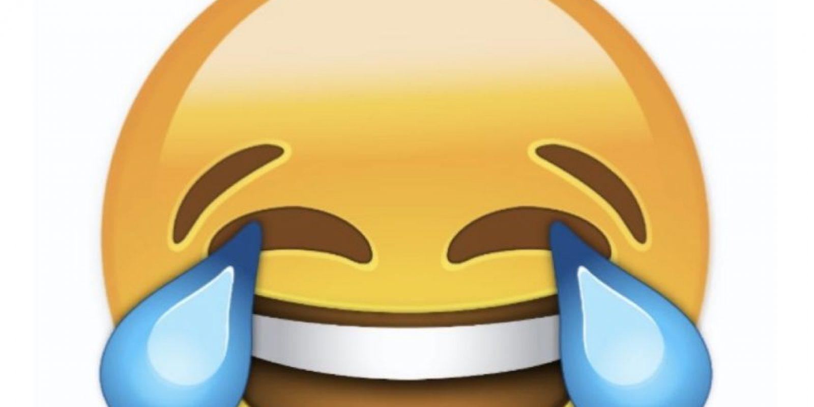 El emoji seleccionado. Foto:Oxford